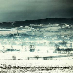 Winter in Transylvania