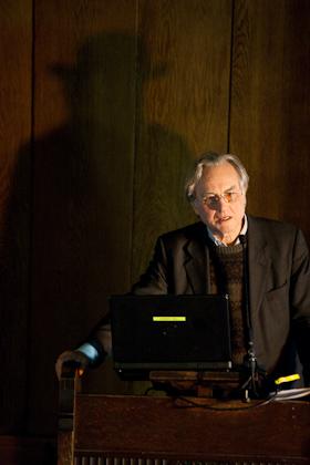 Dawkins at Darwin Day