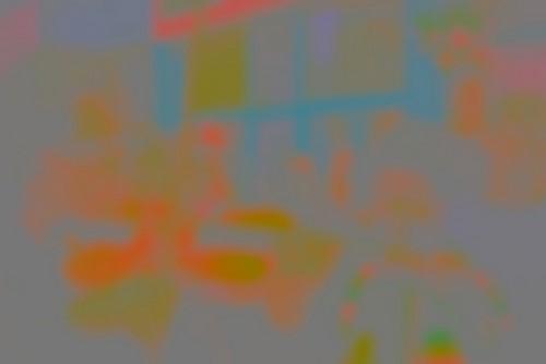 Violin Dude Edit 1 - Blurred Colours
