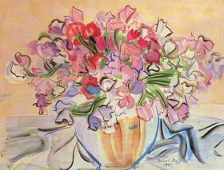 Raoul Dufy Flowers