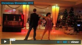 Christmas showdance