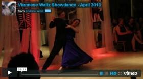 Viennese Waltz showdance